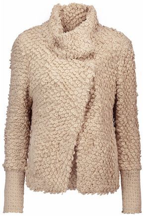 IRO Bouclé-knit jacket