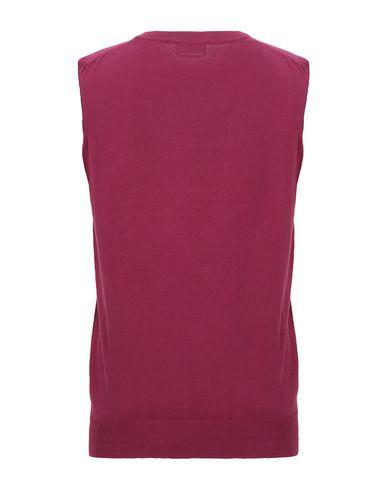 Фото 2 - Мужской свитер BROOKSFIELD цвет пурпурный