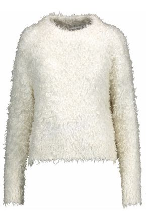 IRO Bouclé-knit sweater