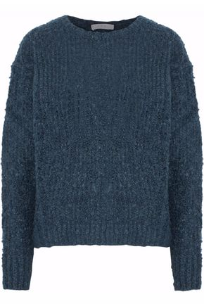 IRO Jelan ribbed bouclé-knit sweater
