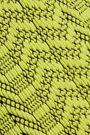 PROENZA SCHOULER Fringed jacquard-knit cotton-blend top