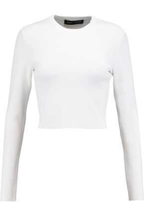 PROENZA SCHOULER Stretch-knit sweater