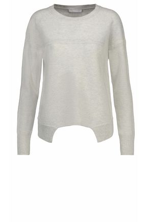 DUFFY Asymmetric cashmere sweater