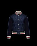 MONCLER KNIT CARDIGAN - Cardigans - men