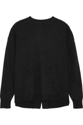•ELLERY• Grace open-back knitted sweater