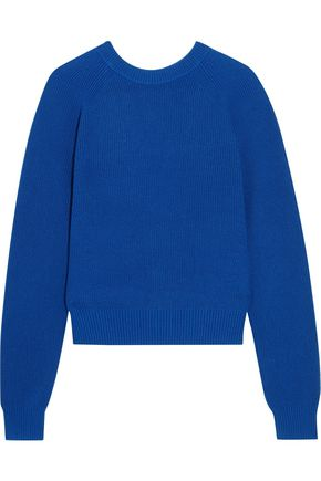 PROENZA SCHOULER Ribbed cashmere-blend sweater
