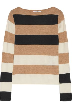MAX MARA Striped cashmere sweater