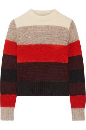 RAG & BONE Britton striped knitted sweater