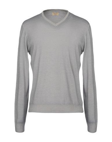 Купить Мужской свитер GRAN SASSO серого цвета