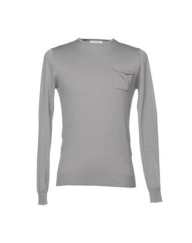 Фото - Мужской свитер OBVIOUS BASIC серого цвета