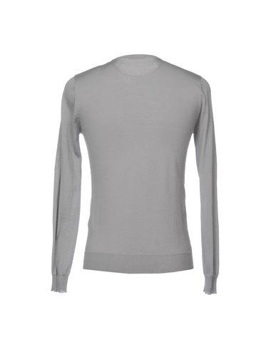 Фото 2 - Мужской свитер OBVIOUS BASIC серого цвета