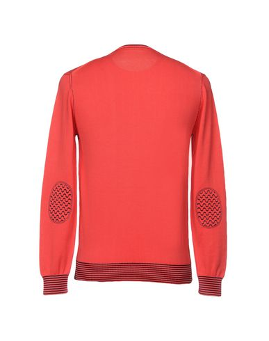 Фото 2 - Мужской свитер SHOCKLY кораллового цвета
