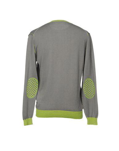 Фото 2 - Мужской свитер SHOCKLY серого цвета
