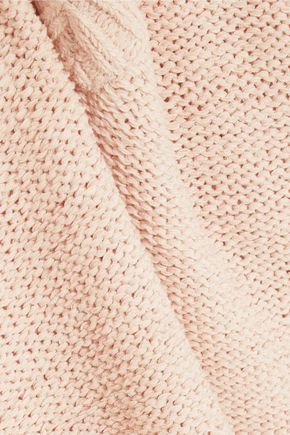 SEE BY CHLOÉ Cotton-blend sweater
