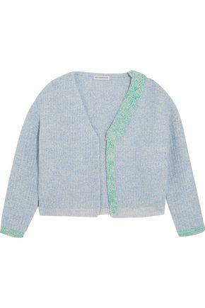 VIKA GAZINSKAYA Appliquéd wool cardigan