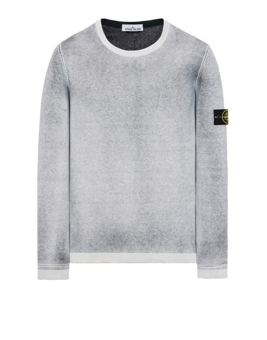 Sweater 544A8 REVERSIBLE KNIT STONE ISLAND - 0
