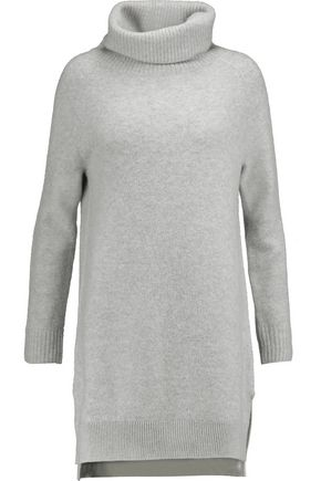 DUFFY Cashmere-blend turtleneck sweater