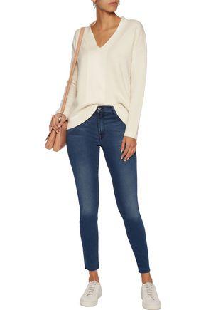 DUFFY Cashmere-blend sweater