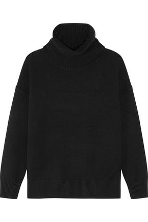 IRIS & INK Bianca cashmere turtleneck sweater