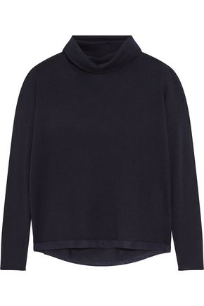 IRIS & INK Drew cashmere turtleneck sweater