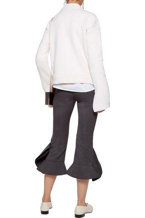 J.W.ANDERSON Embellished merino wool sweater