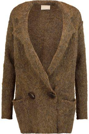BY MALENE BIRGER Berbi textured-knit cardigan