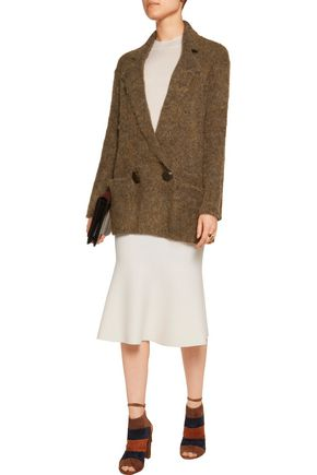 BY MALENE BIRGER Berbi textured-knit cardigan