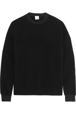 IRIS & INK Mae cutout cashmere sweater