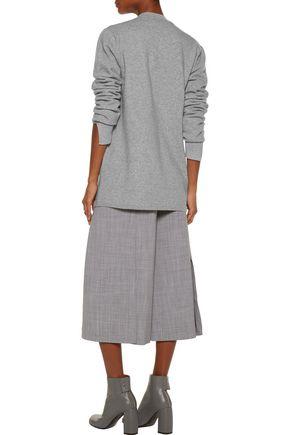 THEORY Nyma merino wool-blend cardigan