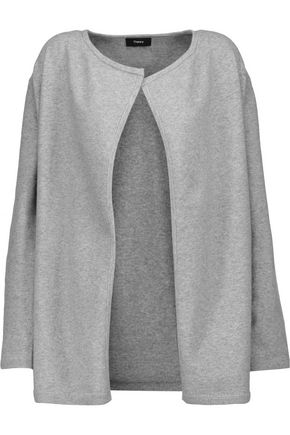 THEORY Nyma merino wool-blend cardigan