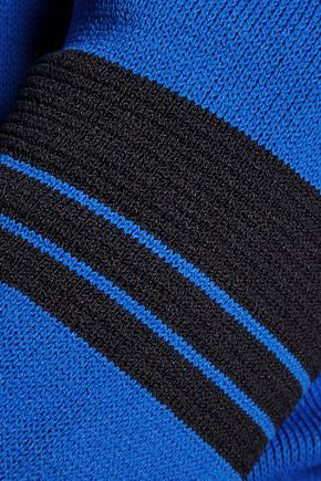Y-3 + adidas Originals stretch-knit turtleneck top