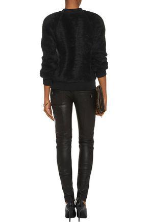 BALMAIN Angora-blend sweater