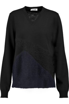 JIL SANDER Wool-blend sweater
