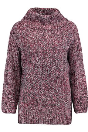 RAG & BONE Ribbed merino wool-blend sweater
