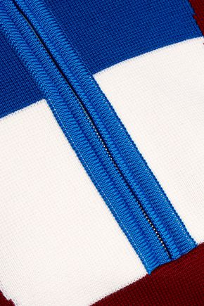EMILIO PUCCI Wool-jacquard top