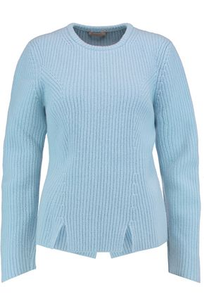 NINA RICCI Ribbed wool sweater