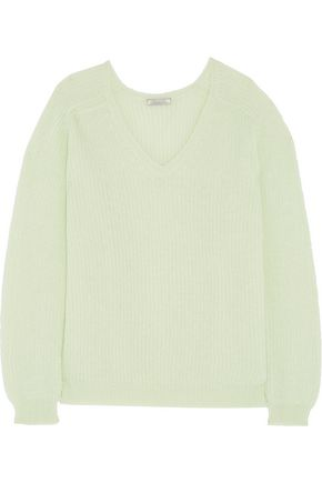 NINA RICCI Oversized open-knit sweater