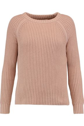 M.I.H JEANS Tricot ribbed cotton sweater