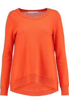 DIANE VON FURSTENBERG Kingston wool and cashmere-blend sweater