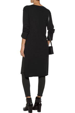 LINE Knox merino wool and cashmere-blend sweater