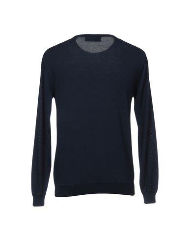 Фото 2 - Мужской свитер MACCHIA J темно-синего цвета