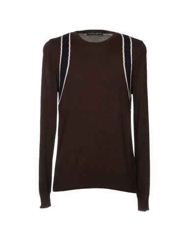 Фото - Мужской свитер  цвет какао