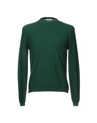 Фото - Мужской свитер PAOLO PECORA зеленого цвета
