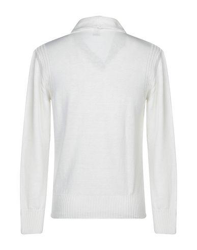 Фото 2 - Мужской свитер ELEVENTY белого цвета
