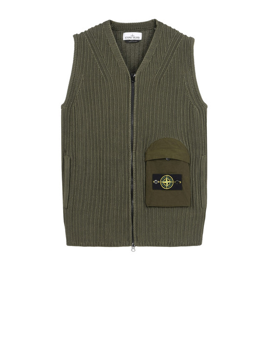 Sleeveless jumper 515D1 STONE ISLAND - 0