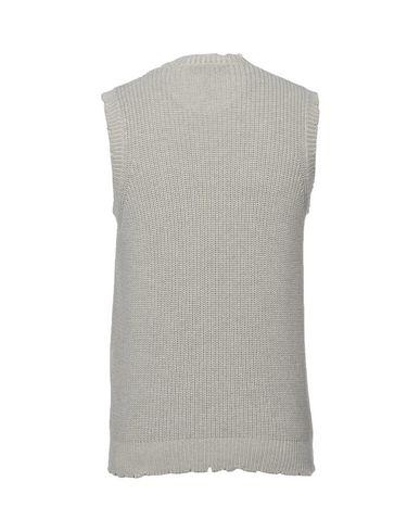 Фото 2 - Мужской свитер MSGM серого цвета