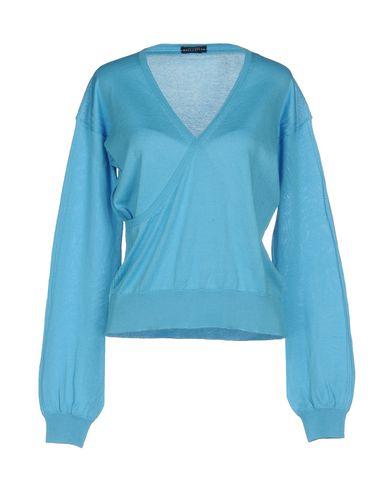 Фото - Женский свитер  лазурного цвета