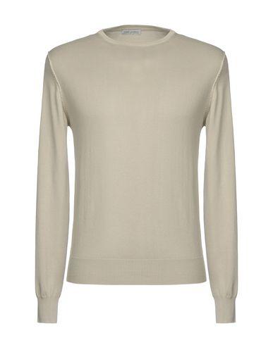 Купить Мужской свитер DANIELE ALESSANDRINI HOMME бежевого цвета