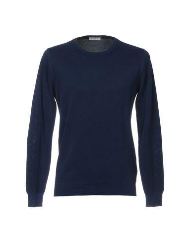 Фото - Мужской свитер PAOLO PECORA синего цвета