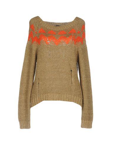 Фото - Женский свитер  цвета хаки